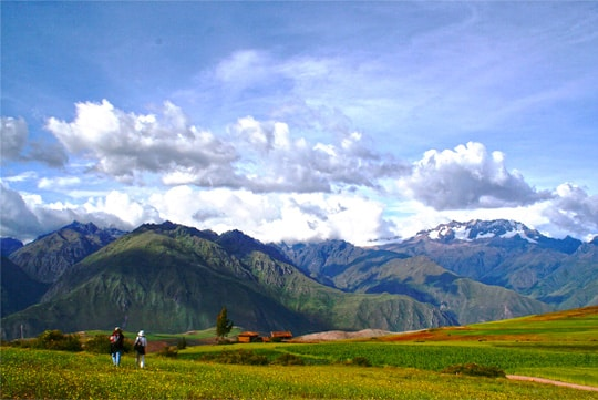 Why you have to visit the Sacred Valley of the Incas?