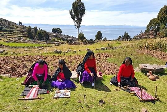 majestic lake titicaca experience